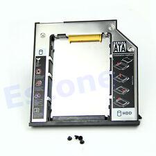 2ND Hot  Internal SATA to SATA 2nd HDD Hard Disk Drive Caddy Bay For Dell E6400