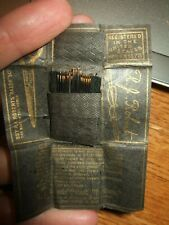 R.J Roberts Parabola Gold Burnished Betweens Sewing Needle Envelope Pack England