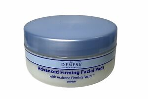 Dr. Denese: Advanced Firming Facial Pads (20 Count) New Sealed