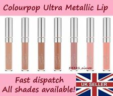 ColourPop Metallic Liquid Lipsticks