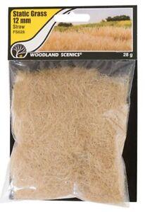 Woodland Scenics Static Grass Straw 12mm # FS628