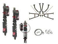 LSR Lone Star Sport A-Arms Elka Stage 5 Front Rear Shocks Kit Honda TRX250R 250R