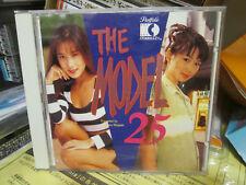 The Model 25 Portfolio Photo CD - New Factory Sealed JAPANESE Import