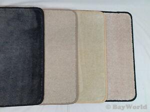 Fußmatte Türvorleger Eingangsmatte 100 x 60cm Schmutzfang Bettvorleger Qualität