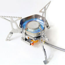 3500W Foldable Windproof Camping Gas Stove Outdoor Cooking Gas Split Burner