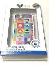 Disney Parks D-Tech It's A Small World LE iPhone 4/s Case Donald Ariel