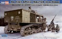 Hobbyboss 1/35 82407 M4 High Speed Tractor(3-in./90mm)