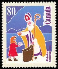 "CANADA 1341 - Christmas Personages ""Sinterklaas"" (pa89042)"