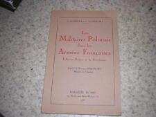 1936.militaires polonais dans armées françaises révolution  / Ostoya.Pologne