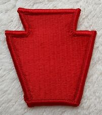 US ARMY PATCH 28th Infantry Division Colour Class A Uniform Badge United States
