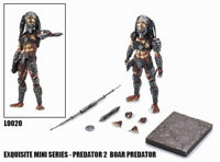 Hiya Toys Exquisite Mini Predator 2 Boar Predator 1/18 Action Figure IN STOCK