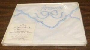 Hallmark Wedding Handkerchief - Forever - Something Blue - Bridal Bride