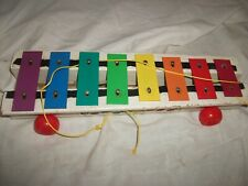 vintage XYLOPHONE BY FISHER PRICE