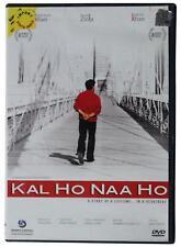 KAL HO NAA HO Story Of A Lifetime DVD All Region 0 Bollywood 2004 Rom-Com Drama