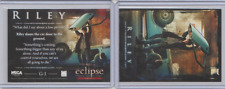 The Twilight Saga Eclipse Series 2 Riley G-1 Trading Card