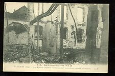 France, La Grande Guerre, WWI, Rantigny (unmailed1914-15(militaryL#66