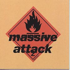 MASSIVE ATTACK Blue Lines 180gm VINYL LP NEW & SEALED