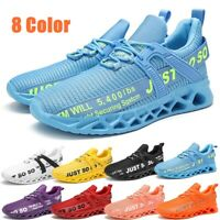 Men's Fashion Breathable Sports Running Shoes Casual Jogging Walking Sneakers