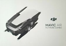 DJI Mavic Air Drone Fly More Combo - Artic White