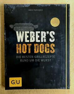 Weber´s Hot Dogs - Grillbuch - Neu und OVP