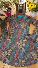 ★OILILY★traumhaftes Shirt-KLEID★146/152★friendly Monsters★SO NIEDLICH★NEU★
