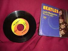 Beatles Lady Madonna / The Inner Light Vinyl 45 RPM
