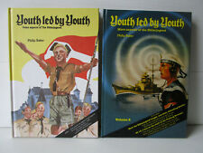 Hitler Youth : Youth Led By Youth Books Vol 1 &  2 - Philip Baker - Vilmor - New