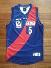 AFL VFL jumper Guernsey jersey Coburg Lions Medium