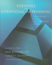 Essentials of Intentional Interviewing: Counseling in a Multicultural World HSE