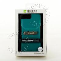 Trident Kraken AMS iPhone 7 Plus / iPhone 8 Plus Hard Shell Case (Teal / Black)