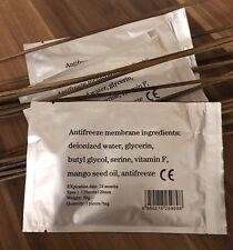 1 Anti Freeze Membrane 12x12cm Kryolipolyse Kältebrandschutz Gelpad CE Cryo