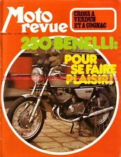 MOTO REVUE 2118 BENELLI 250 2 C CIAO C7 et C9 DAYTONA Giacomo AGOSTINI 1973