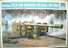 Trumpeter 1/35 German 12,8-cm-Kanone 43 bzw.44(Rh)