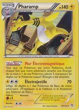 Pharamp holo-Noir & Blanc-Dragons Exaltés-40/124-Carte Pokemon France Neuve