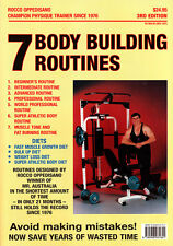 7 Body building Routines-Rocco Oppedisano-Book