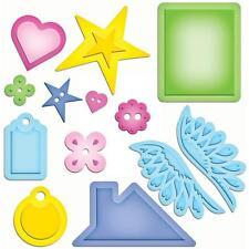 Spellbinders Nestabilities Home Sweet Home Nina B Designs s5-089