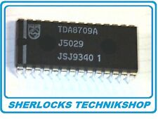 IC TDA8709A Video analog input interface DIL28