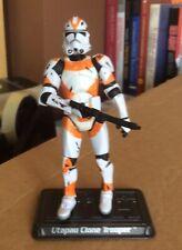Hasbro Star Wars Utapau Clone Trooper Figure with Stand And Weapon