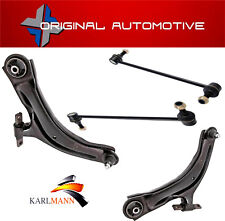FOR NISSAN QASHQAI ,+2 J10E 2006-2015 FRONT SUSPENSION WISHBONE ARMS & LINK BARS