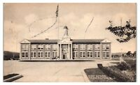 High School, Washington, NJ Postcard