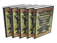 Sunan Abu Dawud - Arabic / English (5 Volumes) (DKI)
