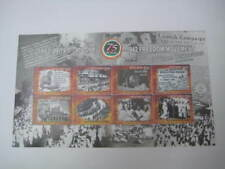 India 2017 Miniature Sheet on 75 Years of 1942 Quit India Movement - Limited Edn