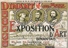 carte postale    dinant