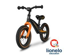 Kids Balance Bike Tranining Boys Girls Magnesium Light Frame Lionelo Air Filled