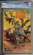 All Star Western #11 CGC 9.4 DC Comics 1972 2nd Jonah Hex