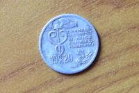 Coins: Ancient Moneta Pubblicitaria Singer Macchine Da Cucire Con Francobollo Numis Subalpina Other Ancient Coins