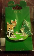 WDI - Bambi and friends Groundhog Day 2014 LE 250 Disney Pin