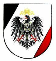 Pin Anstecker Kaiserreich Adler Wappen Anstecknadel