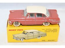 Dinky Toys 554 Opel Rekord in very very near mint condition with a near mint box