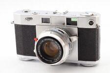 *Very Rare Ex Beautiful* Ricoh 519 Deluxe Rangefinder RIKENON 4.5cm F1.9 5642